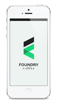 Foundry finder logomark loading