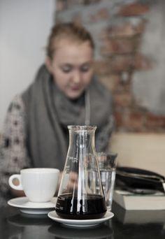 Slow coffee @Supreme Roastworks #Oslo