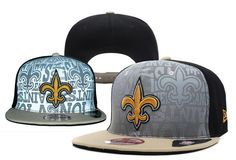 NFL NEW ORLEANS SAINTS SNAPBACKS 2014 NFL Draft 9FIFTY  Highly Reflective Surface Snapback Caps|only US$8.90,please follow me to pick up couopons.