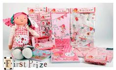EmilyButtonPicnicWeekCompetitionFirstPrize Competition, Button, Party, Gifts, Presents, Parties, Favors, Gift, Buttons