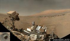 curiosity photos of Mars - Google Search