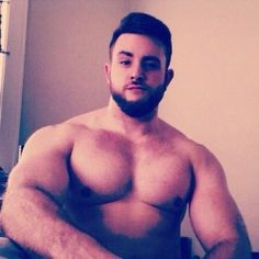 beefy hunky daddy