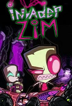 Watch Invader Zim Online - Full Episodes - All Seasons - Yidio New Girl Season 2, Battle Of The Planets, Nickelodeon Cartoons, Free Tv Shows, Bestest Friend, Black Sails, Episode Online, Animation Series, Streaming Movies