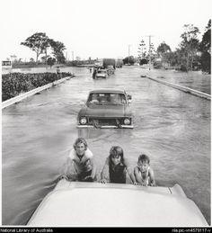 Brisbane floods, Queensland, January 1974,