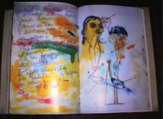 frida kahlo dibujos diario - Buscar con Google