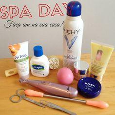 Spa Day em casa