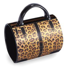 Look at this #zulilyfind! Leopard Handbag Coffee Mug #zulilyfinds