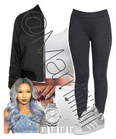 """I want this jacket "" by marriiiiiiiii ❤ liked on Polyvore featuring Calvin Klein, Topshop, Maison Margiela and adidas"
