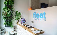 Home - Float Toronto Toronto City, Office Desk, Corner Desk, Ontario, Furniture, Therapy, Canada, Athletic, Home Decor