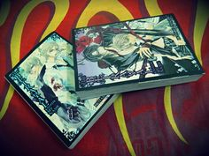 My first manga ever, Volume 1 & 2...The Betrayal Knows My Name a.k.a #UraBoku ...(裏切りは僕の名前を知っている, Uragiri wa Boku no Namae wo Shitteiru)