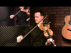 Swallowtail Jig: Fiddle Lesson - YouTube