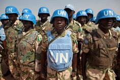 The United Nations Security Council has voted unanimously to authorize a peacekeeping force in the Central African Republic on Thursday. The Peacekeeper, United Nations Security Council, African Union, Human Rights Watch, Muslim Men, New Africa, Support Our Troops, Othello, Africa