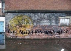 I think we've all got someone in our lives like Sally. Stone Roses Lyrics, Graffiti Writing, Music X, You Are My World, Lyrics And Chords, Britpop, Rose Art, Boy Room, Love Of My Life