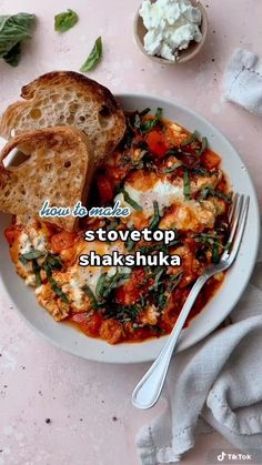Healthy Desayunos, Healthy Eating, Good Healthy Recipes, Healthy Recipe Videos, Yummy Food, Good Food, Tasty, Food Videos, Food Inspiration