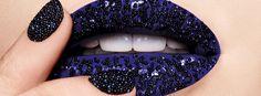 Nail Art Tutorial: The Caviar Manicure