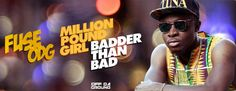 RetoxMagazine.com - Fuse ODG – Million Pound Girl (Badder Than Bad) #music #tunes #afrobeat #London #british #southlondon #clubanthem South London, Afro, British, Music, Movie Posters, Musica, Musik, Film Poster, Muziek