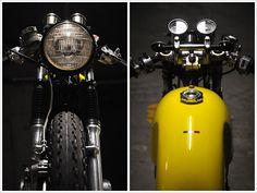 '78 Suzuki GT250 - Pipeburn - Purveyors of Classic Motorcycles, Cafe Racers & Custom motorbikes