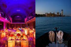 Ellis Island wedding