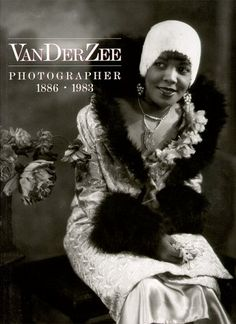 James Van Der Zee - Harlem Renaissance Photographer - Collar City Brownstone - Incredible photographer. The images appear as if you could step right in and have a conversation with his subjects. Love his work.