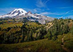 Hike the Wonderland Trail