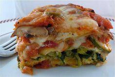 Lazanje od povrća - http://domacica.net/lazanje-od-povrca/