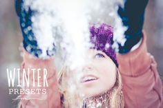 20 Winter Presets by Pastel Presets on Creative Market