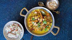 Orientální kuřecí kousky s kořeněnou rýží Foto:
