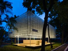 Gallery of Vietnamese Food Pavilion / MIA Design Studio - 6