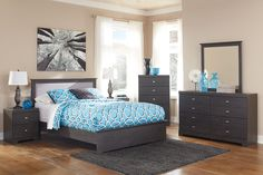 Shylyn Queen Bedroom Group by Ashley (Signature Design)