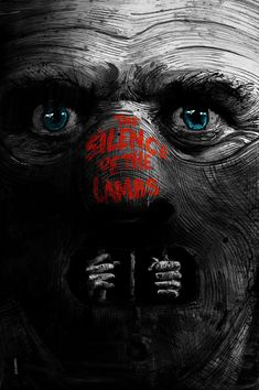 Silence of the Lambs poster by Dan K Norris