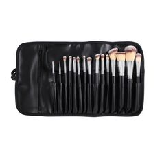 Master Studio Set - The 30 piece Master Studio Set is made with our professional grade Studio Series brushes. Each brush features a polished chrome ferrule and