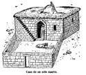 Casa hebrea Sketches, Dibujo, Houses