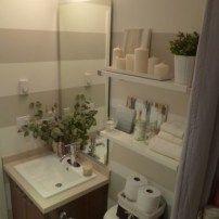 Como Fazer Decoração de Banheiro Pequeno