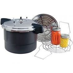 Find the Granite-Ware 20 Qt. Aluminum Pressure Canner/Cooker by Granite-Ware at Mills Fleet Farm.  Mills has low prices and great selection on all Pressure Cookers.