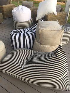 Over sized bean bag linnen style pouf reading by pozitivebeanbags Giant Floor Pillows, Floor Cushions, Chair Cushions, Diy Bean Bag, Bean Bags, Sewing Room Decor, Diy Pillows, Diy Furniture, Diy Home Decor