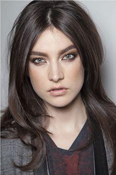 Light Ash Brown Hair Color On Black Hair                                                                                                                                                      More