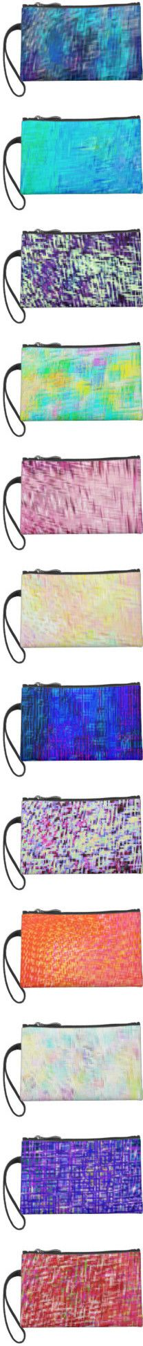#Robert #S. #Lee #art #graphic #design #colors #bag #wristlet #purse #girls #women #love #style #fashion #accessory #for #her #gift #want #need #love #customizable #squares Re-Created Checks by Robert S. Lee by robertsleeart on Polyvore featuring women's fashion, bags, handbags, clutches, blue clutches, blue hand bag, wristlet clutches, man bag, square purse and blue purse