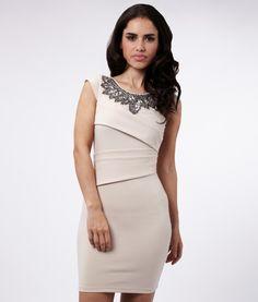 Lipsy embellished dress