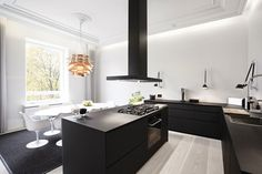 Bulevardi 1 Apartment by Saukkonen Partners