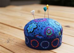 Tutorial: Pin cushion