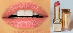 Les rouges à lèvres Clarins: Rouge éclat et Joli rouge.  #beauty #makeup #lipstick #lips #clarins #sexylips #jolirouge #rougeeclat #red #pink #coral #kiss #bouche #rouge #strawberry