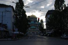 Memorial Cathedral Alexander Nevski in Sofia, Bulgaria