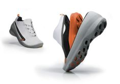 Solay Sustainable Running Shoe by Joey Zeledón at Coroflot.com