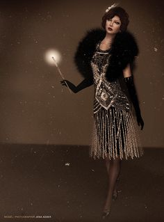 """Jena - Glam Dreams """"Gatsby"""""""