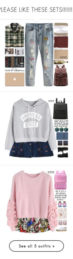 """""""PLEASE LIKE THESE SETS!!!!!!!!!"""" by scarlett-morwenna ❤ liked on Polyvore featuring Surya, 3M, vintage, Tanner Goods, Campania International, Topshop, NARS Cosmetics, KEEP ME, Smythson and Winward"""
