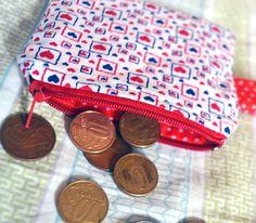 Porta-moedas Coração | R$8,00