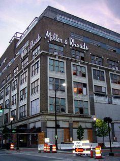 Miller and Rhoads Richmond