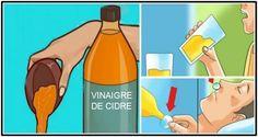 Le vinaigre ne sert pas uniquement à assaisonner vos salades, il intervient de plus en plus dans le traitement et la prévention de nombreux maux. En voici une liste non exhaustive.