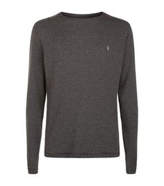 ALLSAINTS Naviad Long Sleeve T-Shirt. #allsaints #cloth #