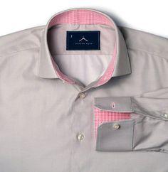 Knighton | Custom Tailored Shirt